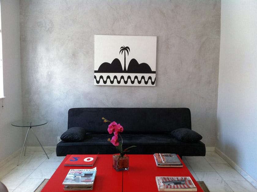 Small Charming Penthouse Leblon (3)